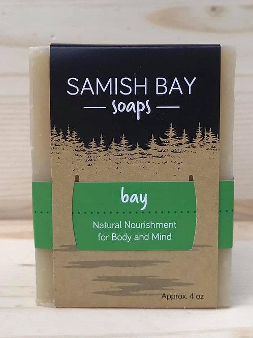 4-Ounce Bay Soap