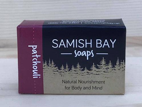 1-Ounce Patchouli Soap