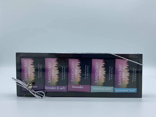 Seasonal Northern Lights 1-Ounce Purples & Blues 5-Pack