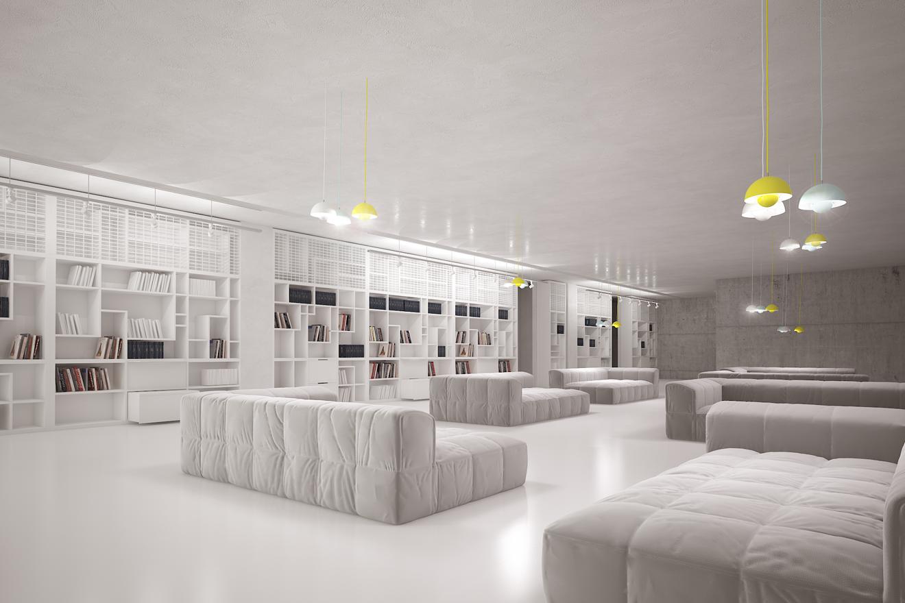 Biblioteca di Architettura BiFI