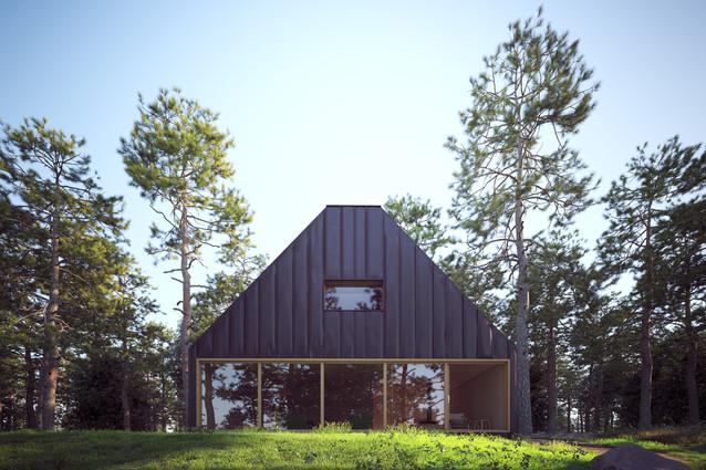 Sommerhaus Husaro