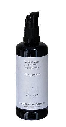 Aceite de argán & jazmín