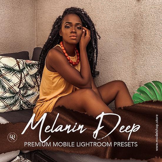3 Deep Brown Melanin Presets | Lightroom Presets, Best Dark Skin Afro Black Blog