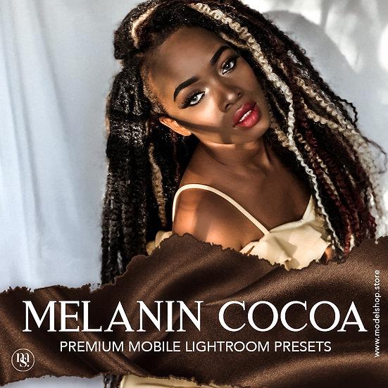 3 Melanin Brown Melanin Presets | Lightroom Mobile Presets, Best Influencer Dark