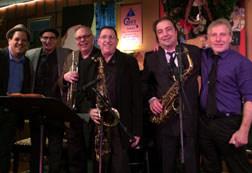 (Right to Left) Todd Baker, Greg Abate, Arnie Krakowski, Jeff Stout, Kent Hewitt, Steve Langone