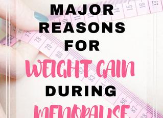 Menopausal Weight Gain?