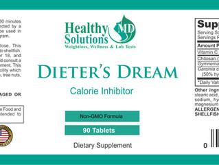 Dieter's Dream Calorie Inhibitor - The Help You've Been Waiting For