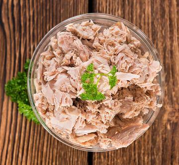 Source of Protein - Tuna