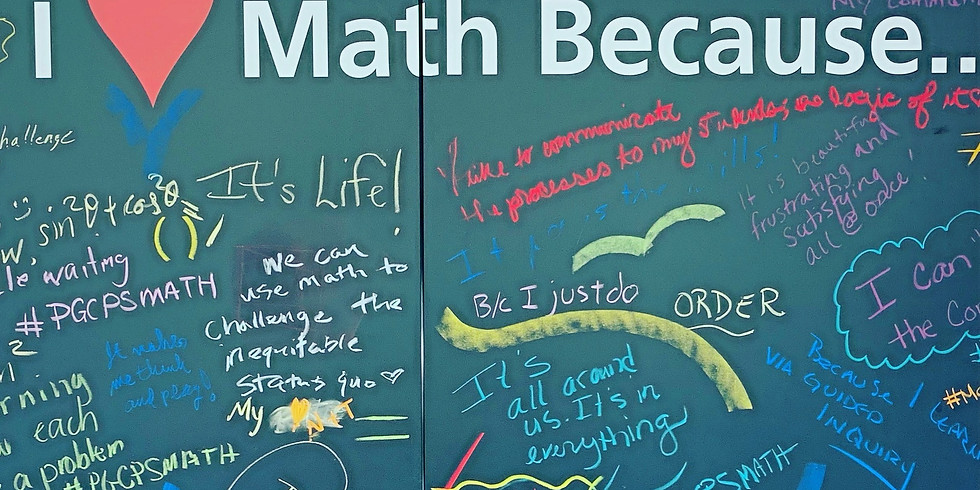 Socially Distanced Math for K12 Educators