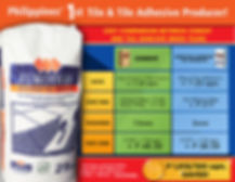 tile adhesive, cement, tiling, cost comparison, costing, tiles, tiling cost