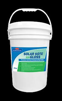 eurotiles, waterproofing, waterproofing paint, anti heat, solar, premium, gloss, waterproofing gloss, premium waterproofing