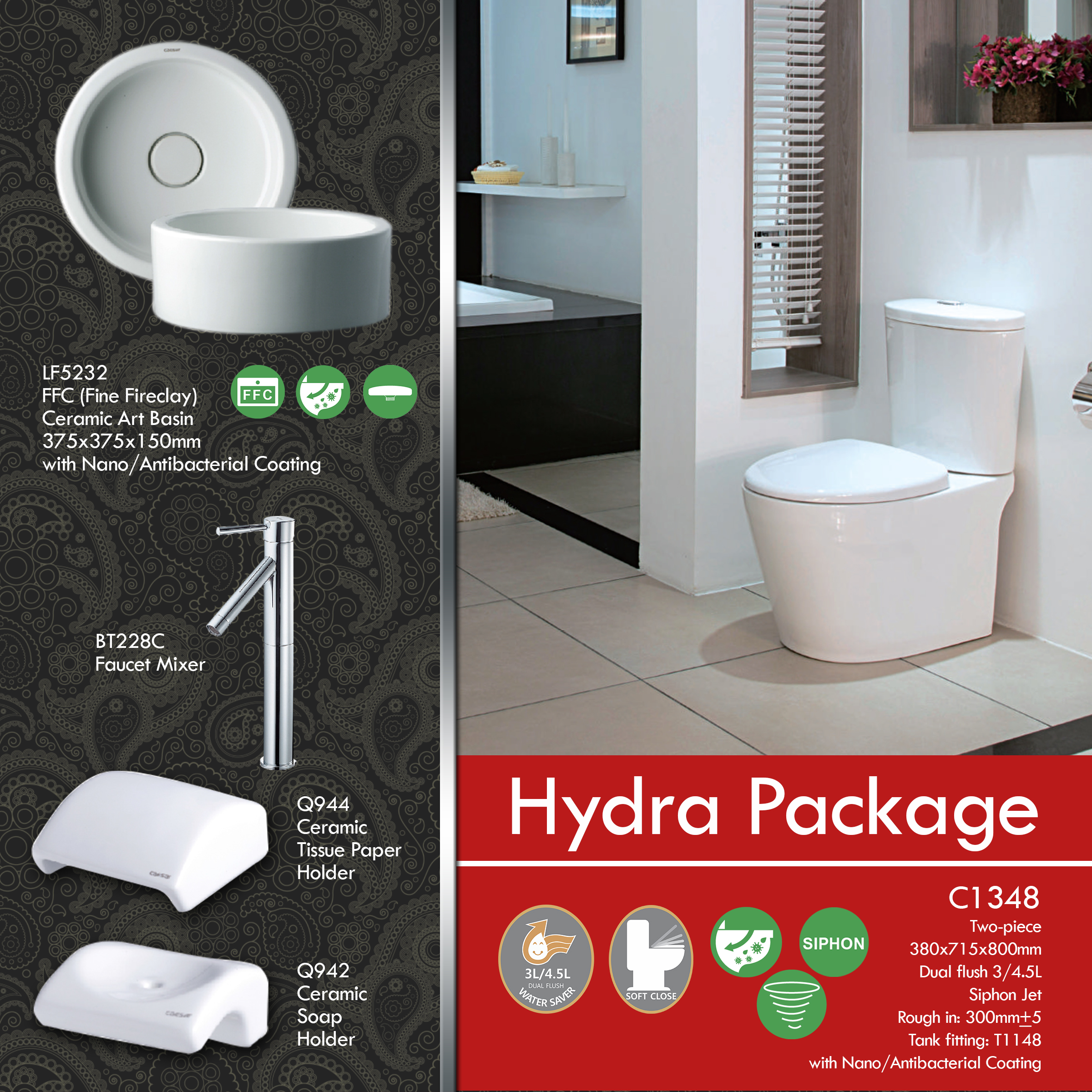 HYDRA PACKAGE