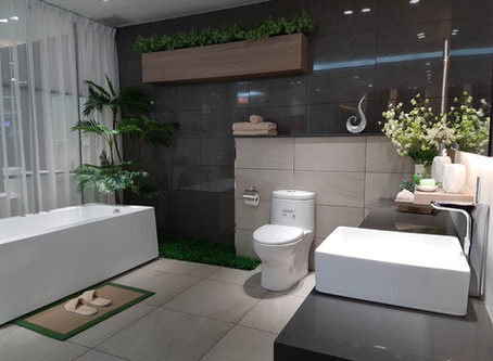 Wants an ideal bathroom? You gotta check it out here!
