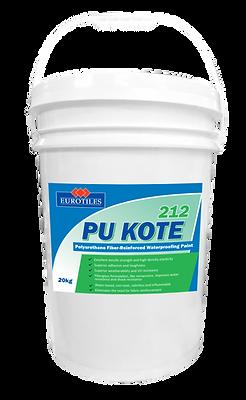 eurotles pu kote, pu kote, kote, pu, waterproofing, polyurethane, waterproofing paint, fiber waterproofing, acrlic waterproofing