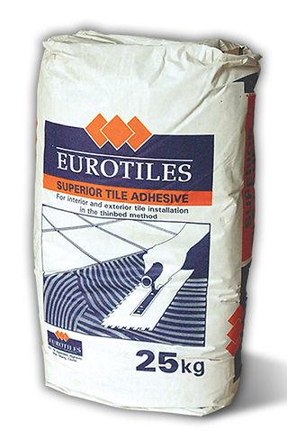 Eurotiles Tile Adhesive, tile adhesive