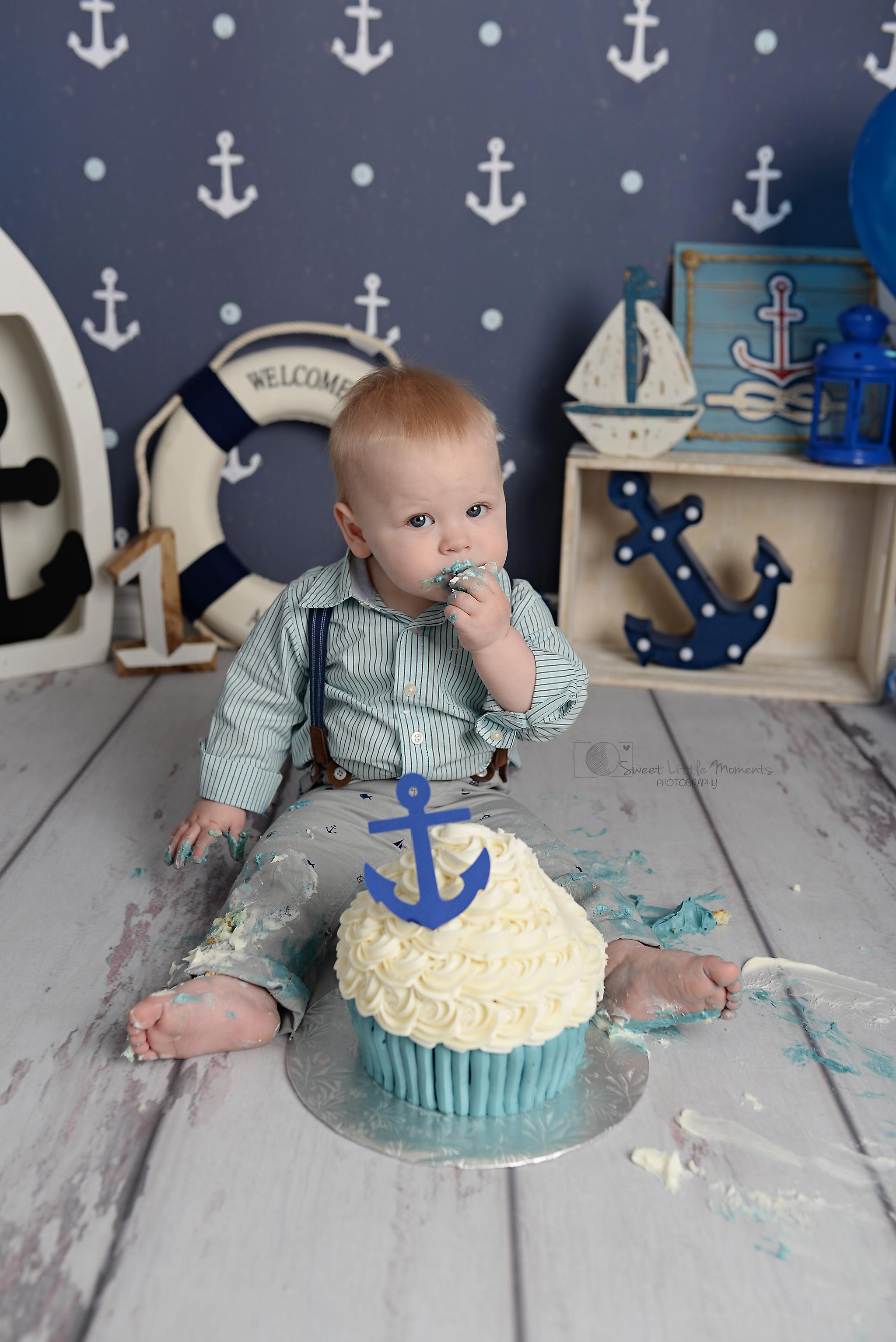 cake smash ottawa Photographer