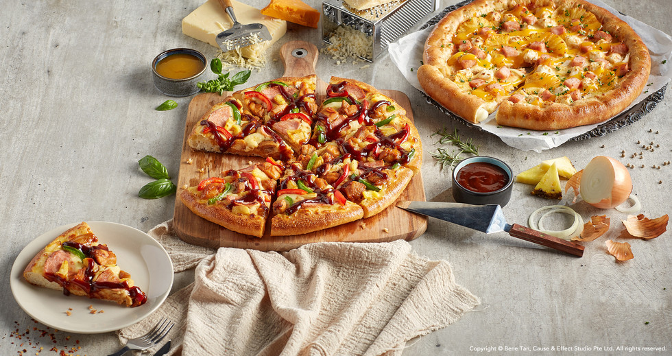 Pizza Hut 2018 Menu