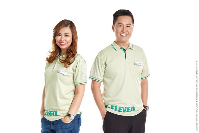 7-Eleven Corporate Portraits