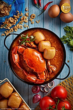 Chilli Crab Sauce by Thai Sing Food Industry