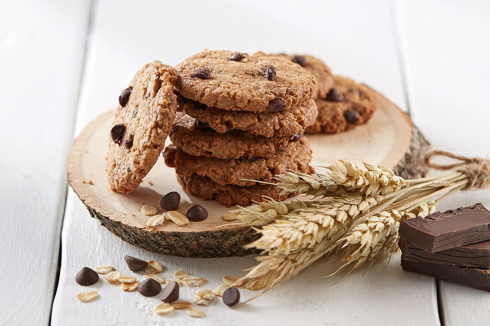 Amore Oat Cookies Blackcurrant
