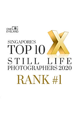 Bene Tan Singapore's Top 10 Still Life photographer 2020