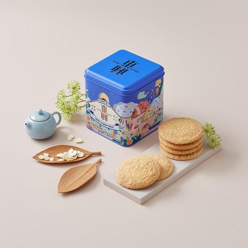 Tong Heng Almond Cookies