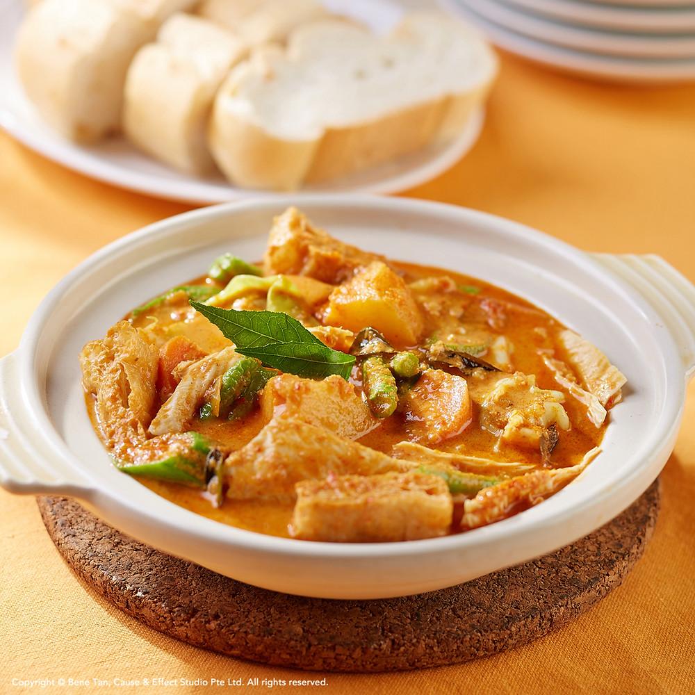 Vegetable Curry (Vegetarian)