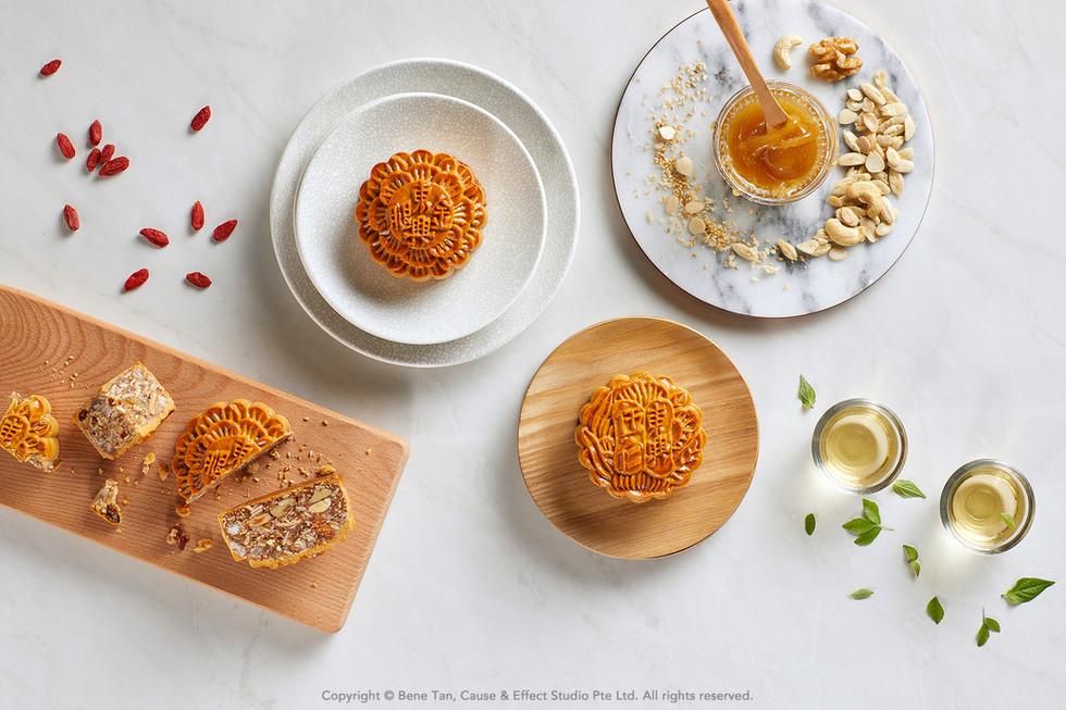 Tong Heng Moon Cake