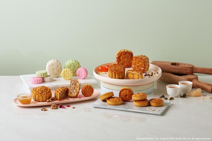 Tong Heng Mooncake Collection