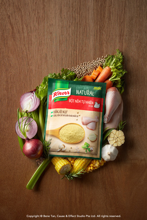 Knorr Ad Campaign