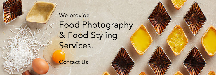Food Photography & Food Styling Services