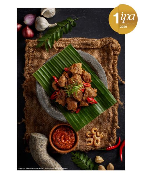 Singapore Iconic Cuisine