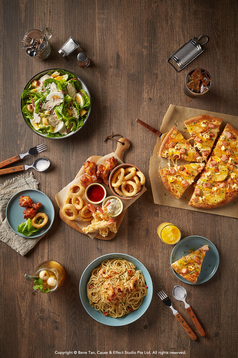 Pizza Hut Singapore Menu