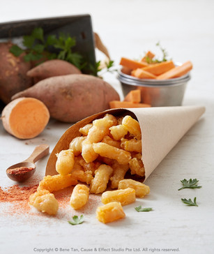 Old Chang Kee launches NEW Sweet Potatoes Fries sprinkled with sour plum powder