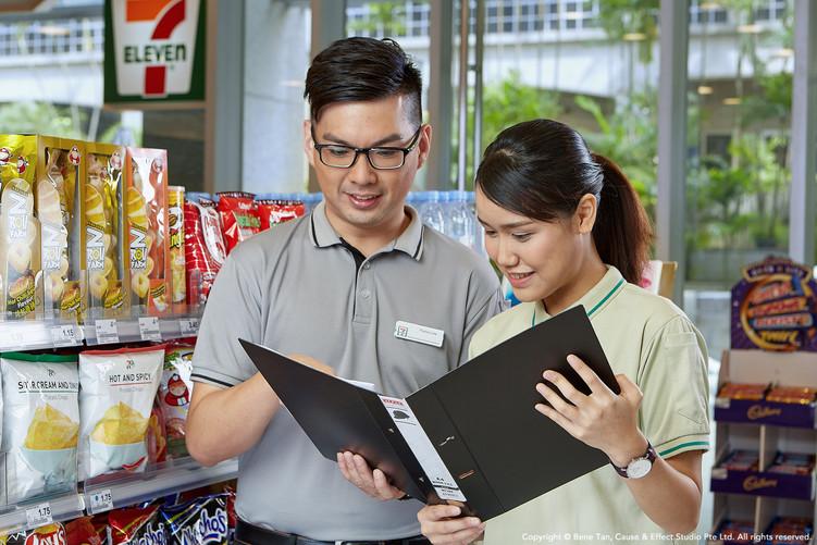 7-Eleven Singapore