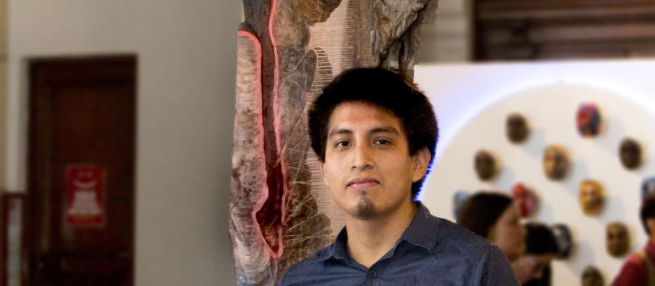 Tensión y cuerpo: Daniel Roque.
