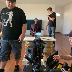Behind the scenes of 'Marble'