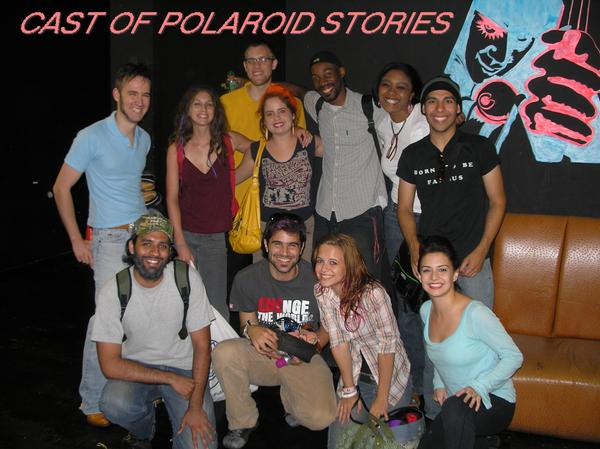 Cast of Polaroid Stories