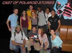 Cast of Polaroid Stories