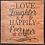 Thumbnail: To Love Laughter Woodburning