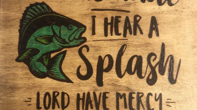 Fisherman's Sign