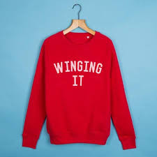 We're All Winging It
