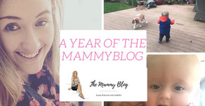 A Year of Mammy Blogging - PND & Me