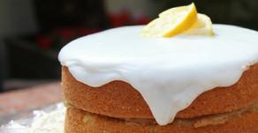 Old Fashioned Lemon Cake