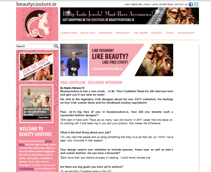 Beautycouture.ie