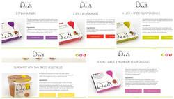 Product Descriptions for Dees.ie