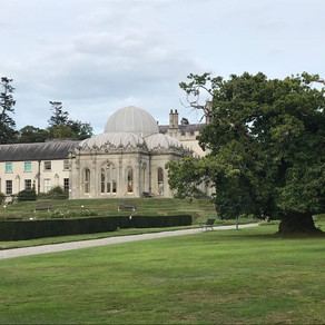 A Day At Killruddery House & Gardens With Daddy At The Helm