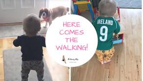 We've Got A Walker!!!