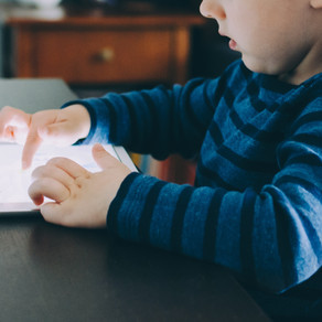 Monkey See, Monkey Do... How My Relationship With My Phone is Affecting My Toddler