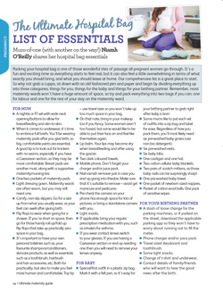 The Ultimate Maternity Guide Magazine 20